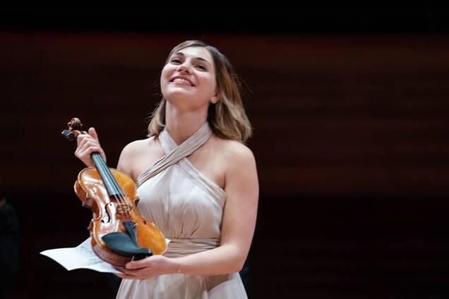 Украинская скрипачка одержала победу на престижном международном конкурсе: как она играет