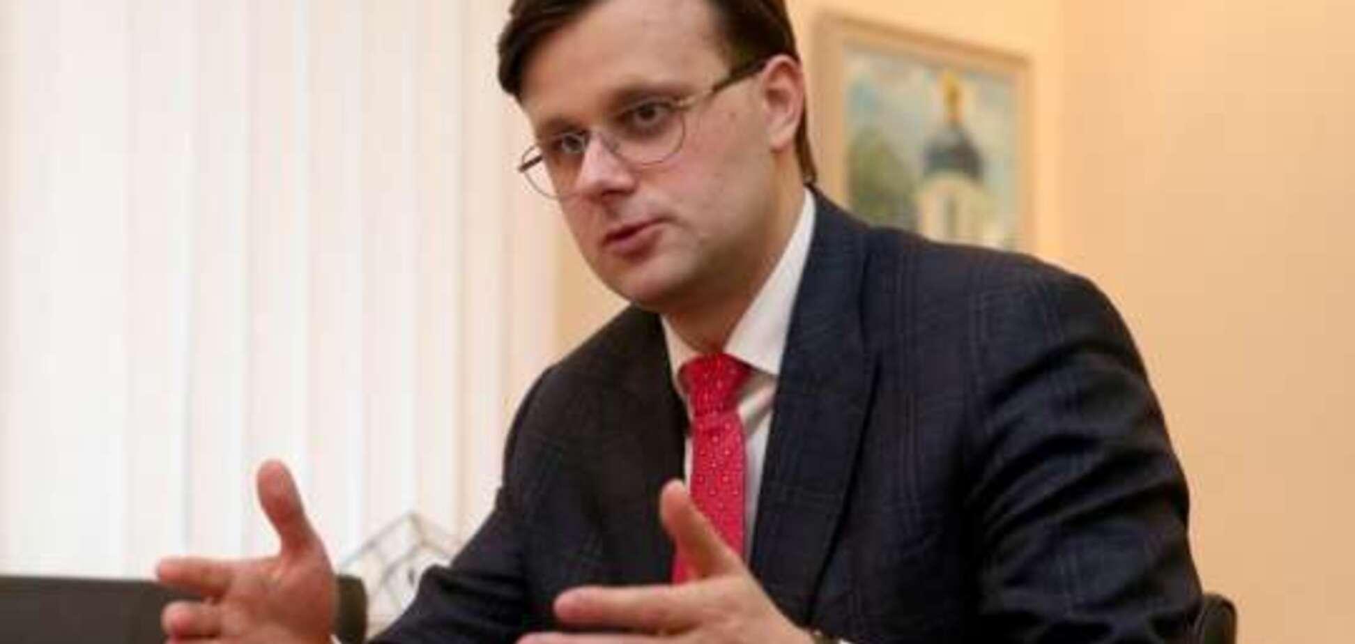 У Ляшка виступили на захист українських металургів