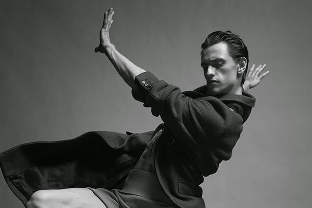 Украинский танцовщик зажег в клипе всемирно известного певца: видео
