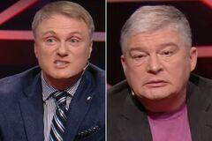 ''Ты — овца!'' Украинские политики устроили громкий скандал в прямом эфире