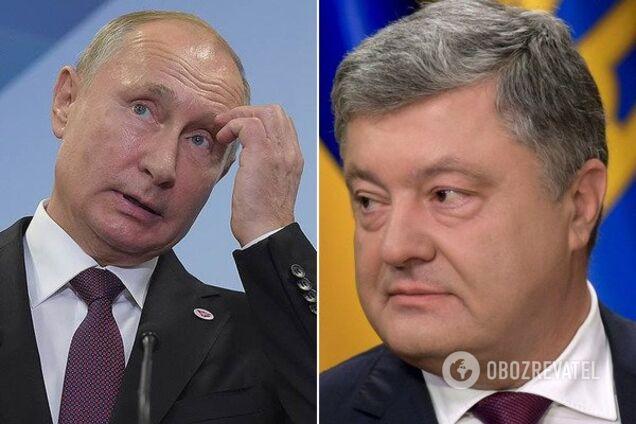 План Кремля провалился: у Порошенко жестко поставили Путина на место