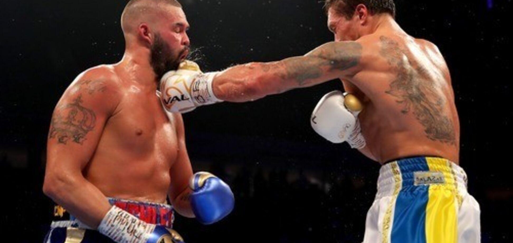 'Був сам не свій': промоутер Белью про стан боксера після нокауту
