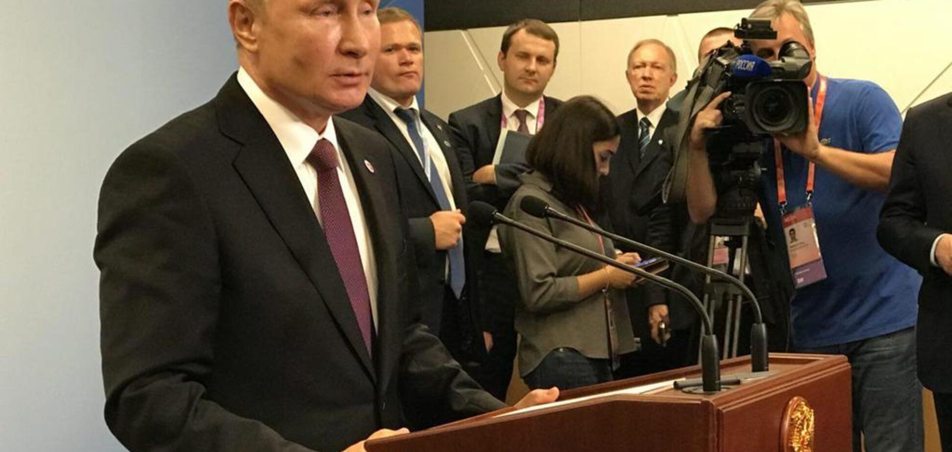 'Будемо працювати!' Путін зробив заяву про вибори президента в Україні