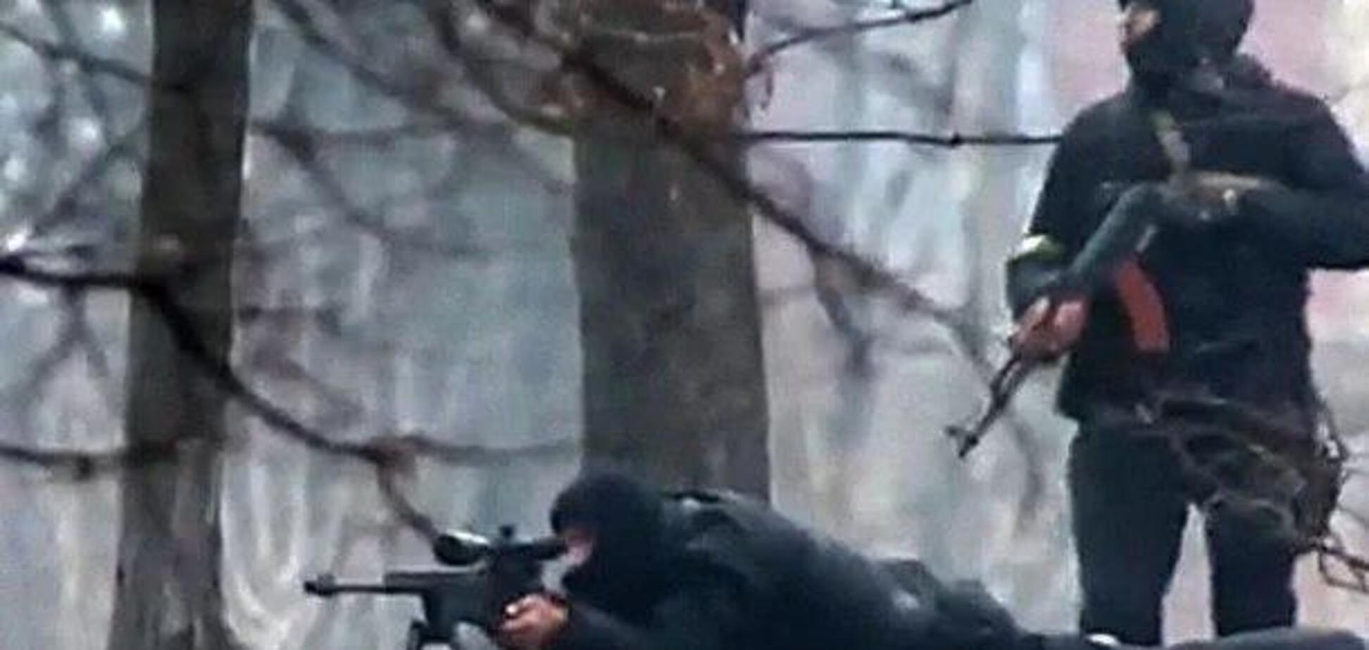 Расстрелы на Майдане: появились новые данные о задержанном снайпере Нацгвардии