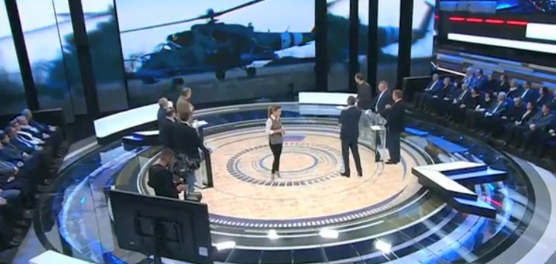 Пропагандисты Кремля. Источник: Скриншот видео