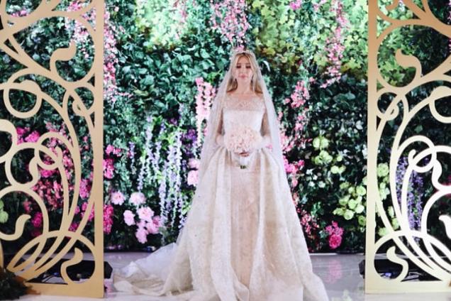 Свадьба племянницы миллионера из России: стало известно об астрономических расходах
