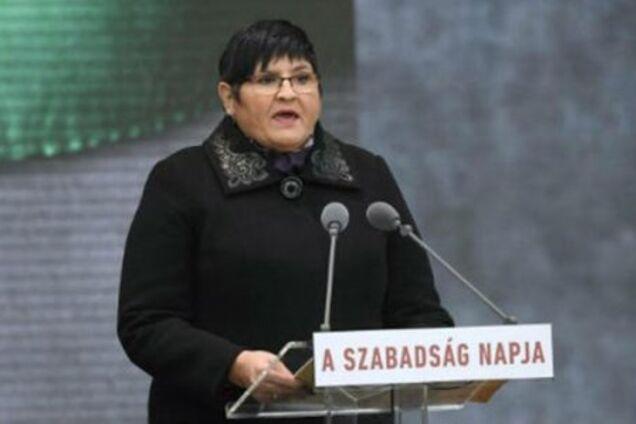 "''В Україні — фашисти!"" Депутат із Закарпаття зробила скандальну заяву"