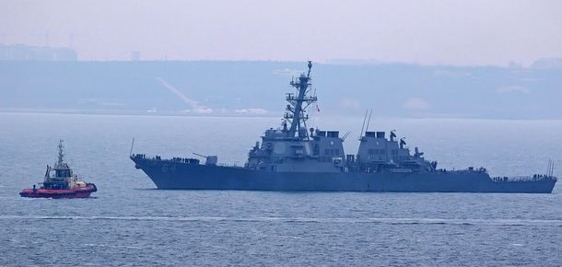 Блокада Азовського моря