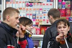 Запрет на алкоголь и сигареты до 21 года: в Минздраве назвали важный нюанс
