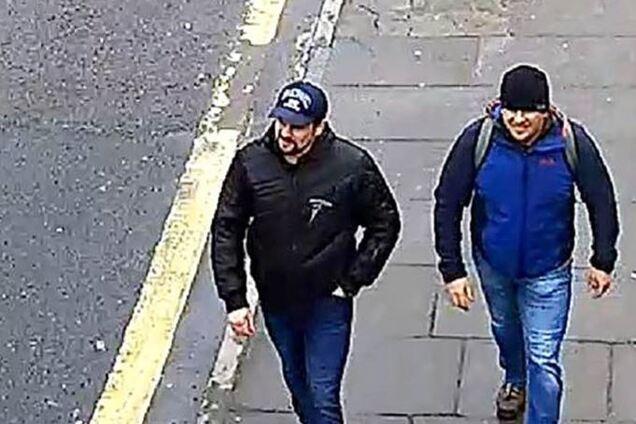 Петров і Боширов у Великобританії