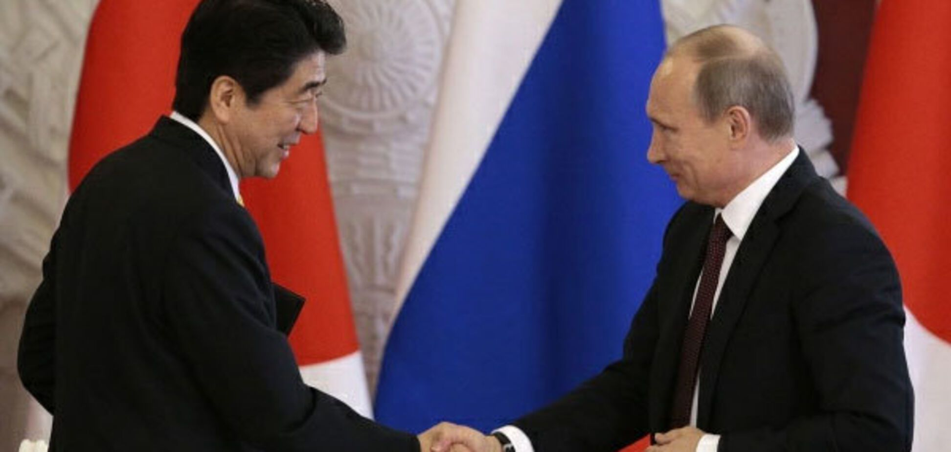 У ЗМІ просочилася обіцянка прем'єра Японії Путіну: в чому річ