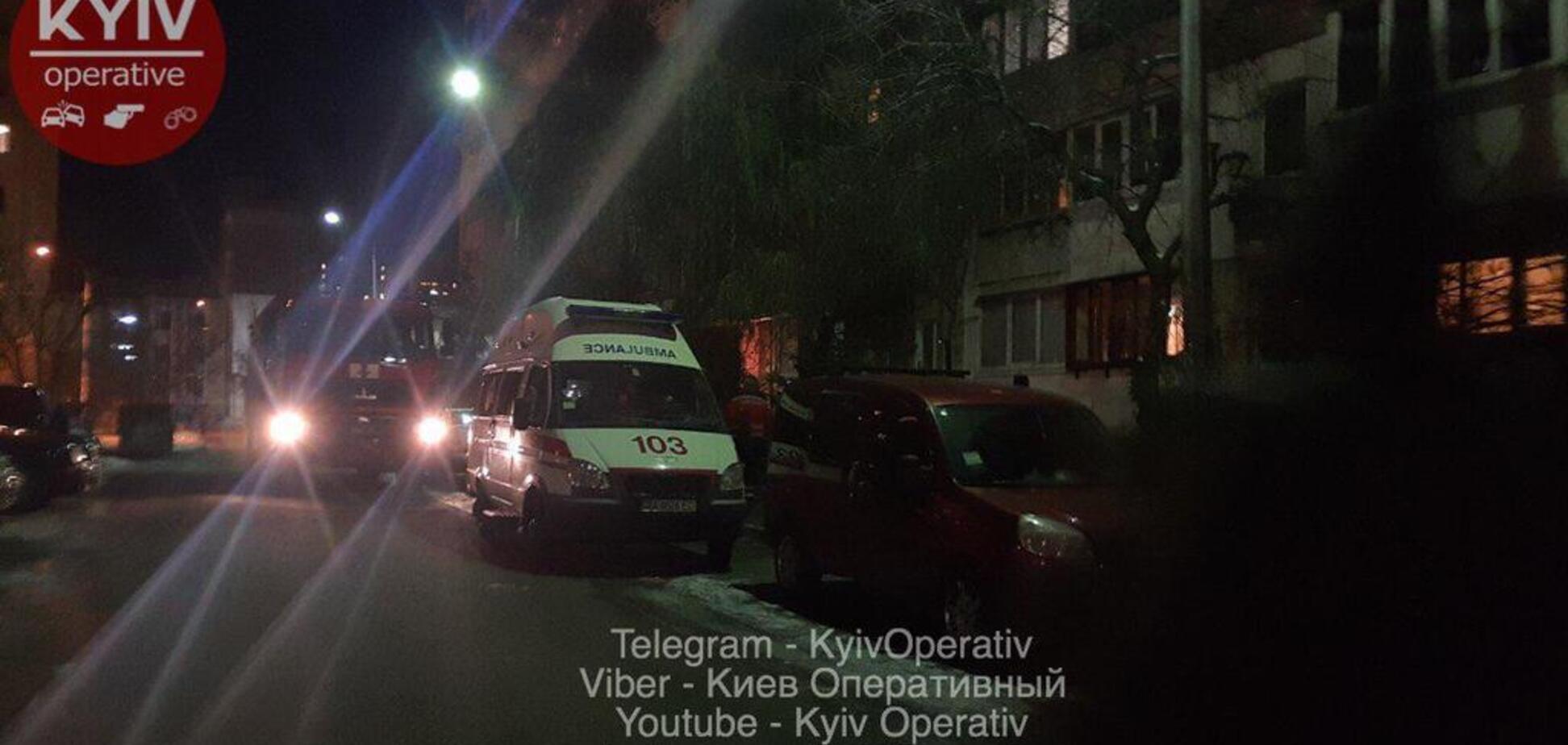 У Києві невідомий погрожував підірвати будинок: подробиці і фото