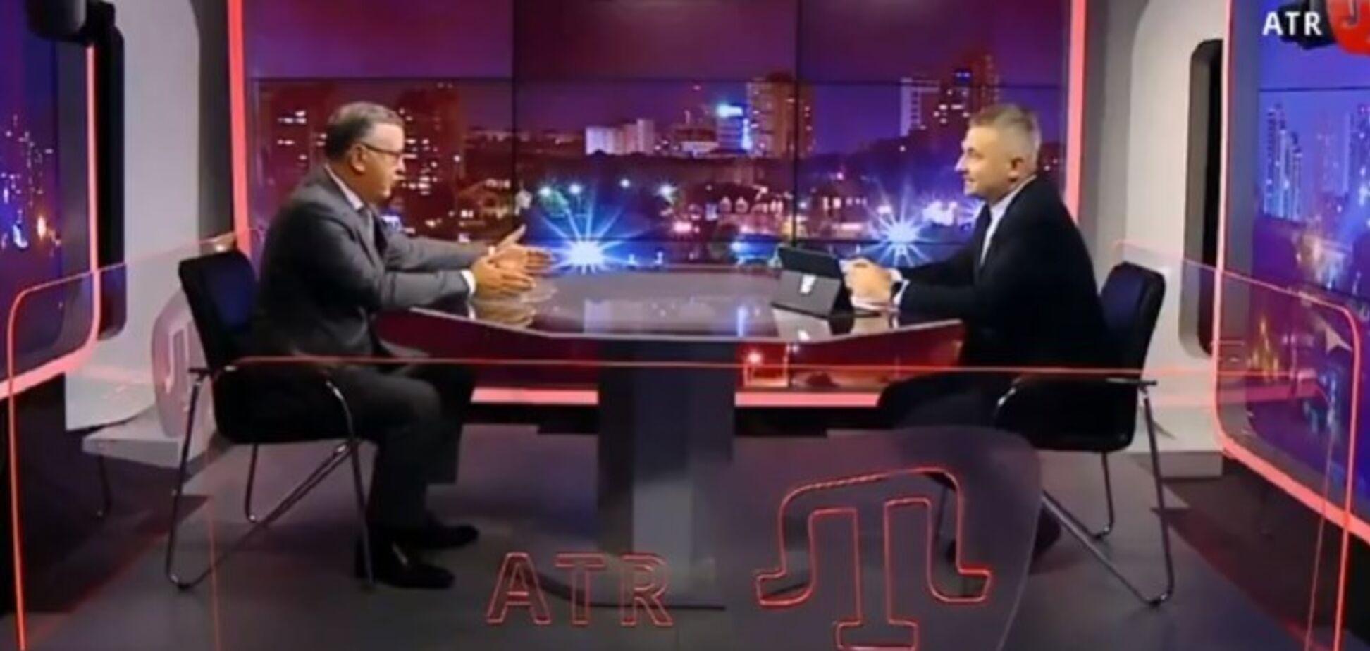 Гриценко рассказал, как воздействовать на Путина