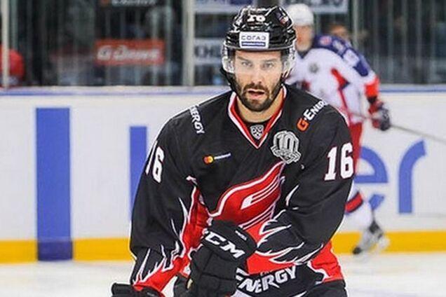 Канадський хокеїст відхрестився від життя в Росії