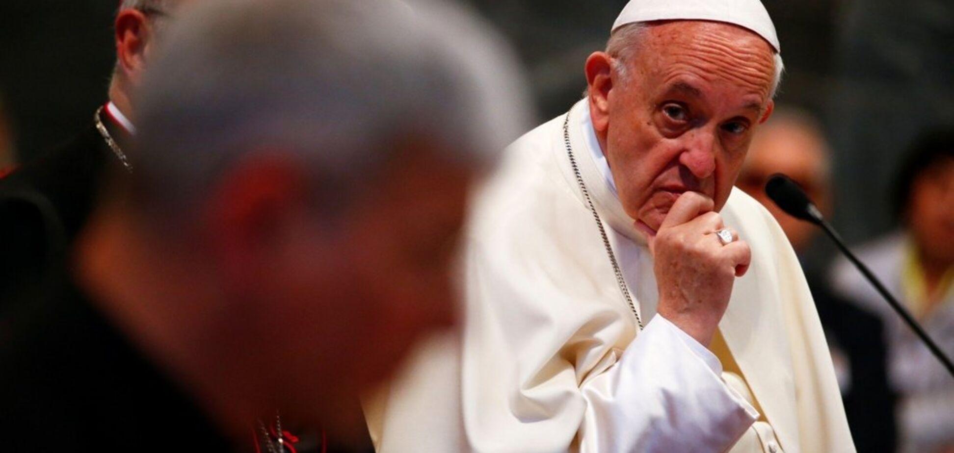 Когда Папа Франциск приедет в Украину: посол Ватикана дал ответ