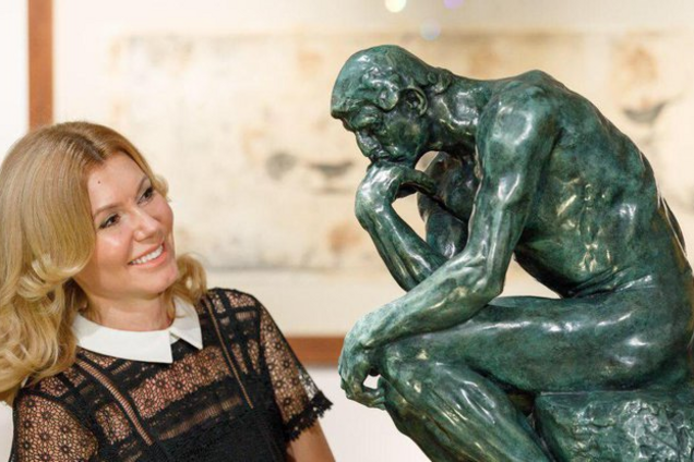 В Черкассы привезли сенсационную выставку Родена: что нужно знать