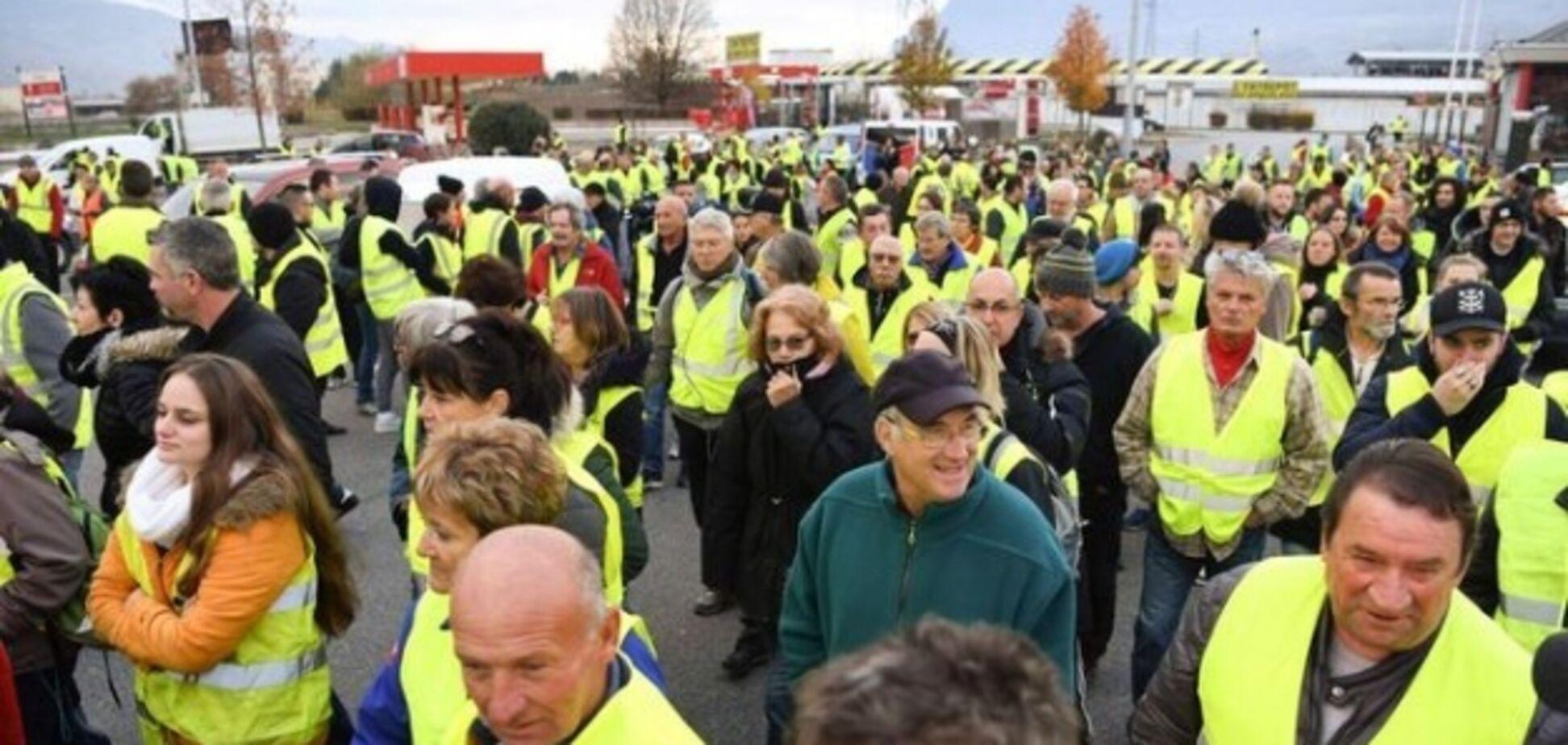 ''Майдан'' у Франції: сотні поранених і затриманих