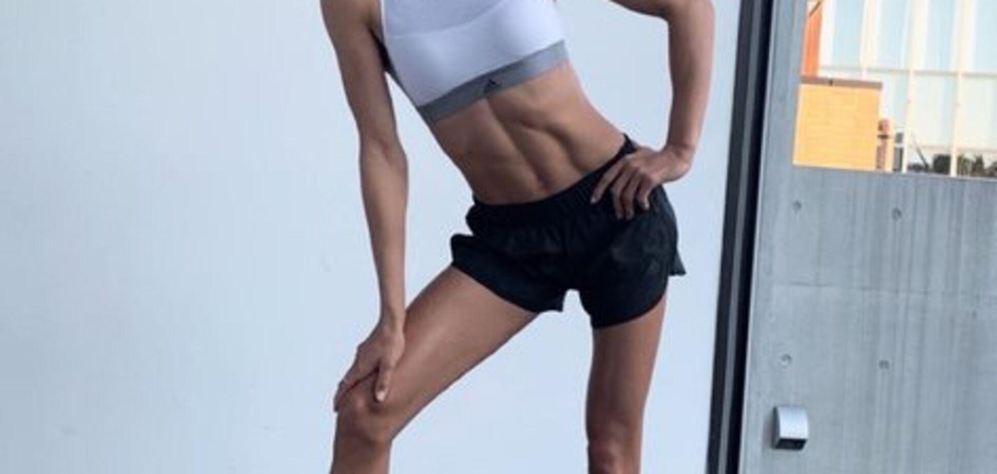 18-летняя украинская чемпионка мира произвела фурор идеальным телом