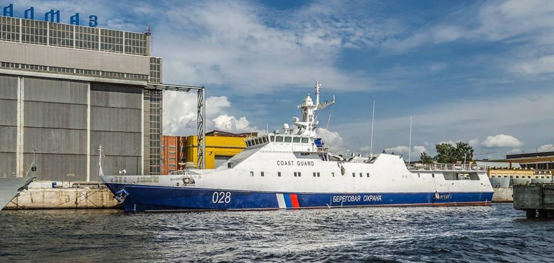 Атакують з моря? Російську техніку помітили біля берегів України: що відомо