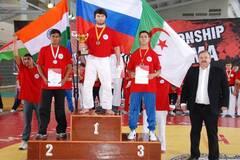 У Росії чемпіон світу застрелив бійця Росгвардіі в нічному клубі
