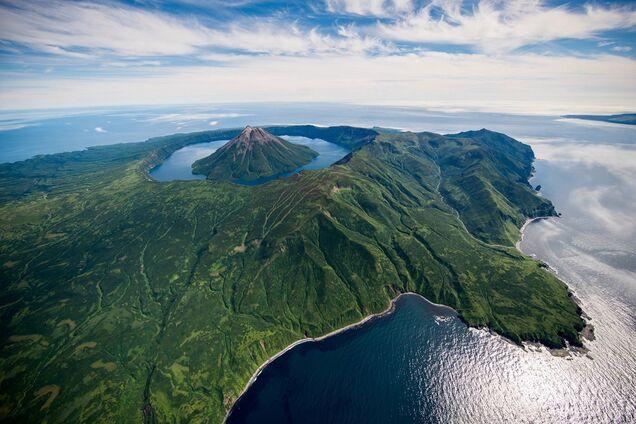 Один из спорных островов
