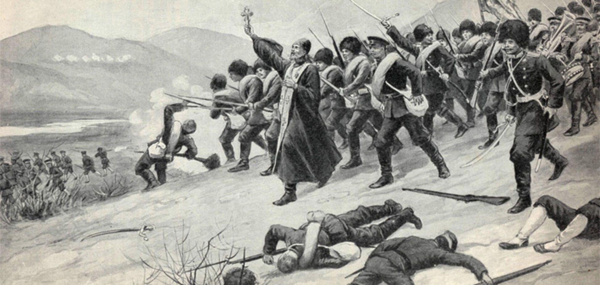 Как российская империя потерпела поражение от японцев