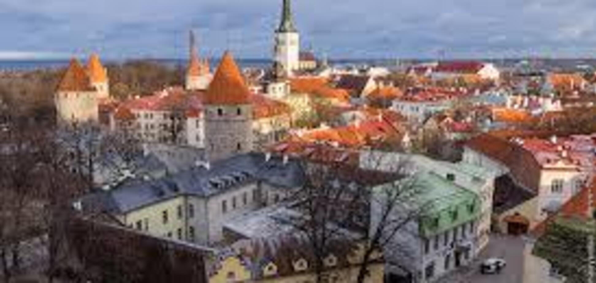 В Таллинне русский язык слышен повсюду...