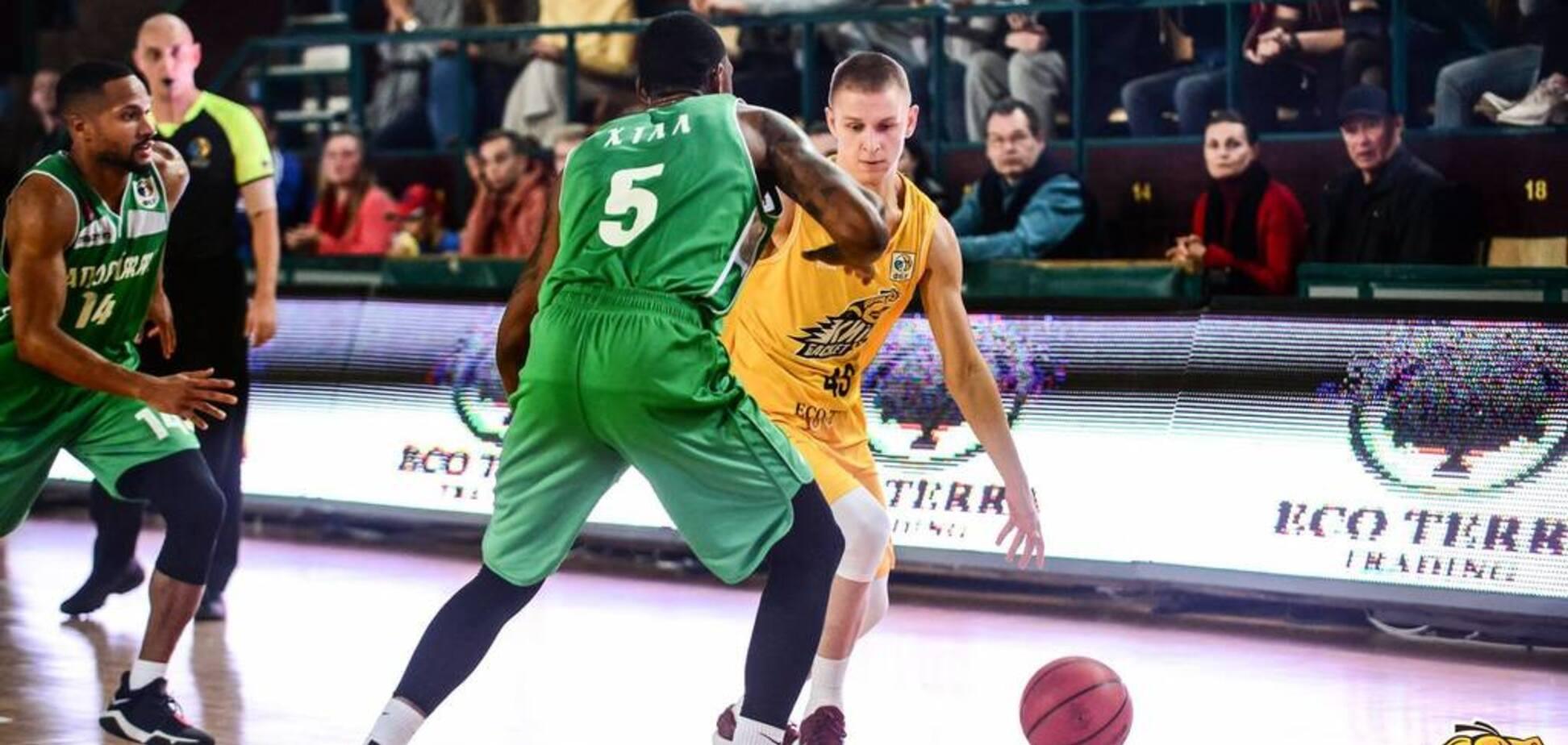 'Киев-Баскет' драматично проиграл в Суперлиге Пари-Матч