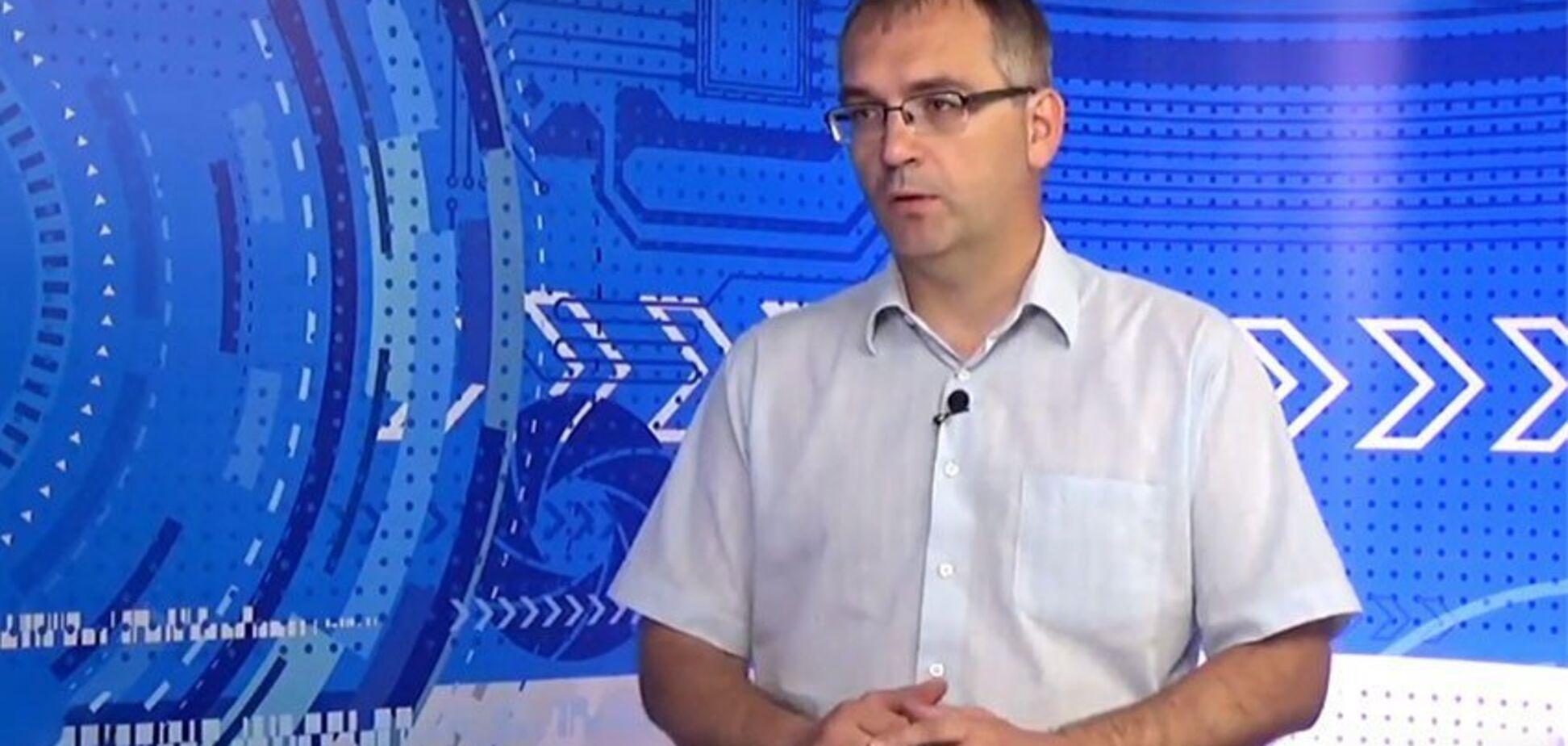 Голосував за Турчинова: спливли нові деталі про нардепа, який очолив ''парламент ДНР''