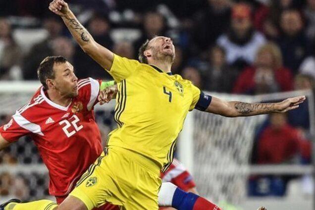 Швеція — Росія: де дивитися матч Ліги націй