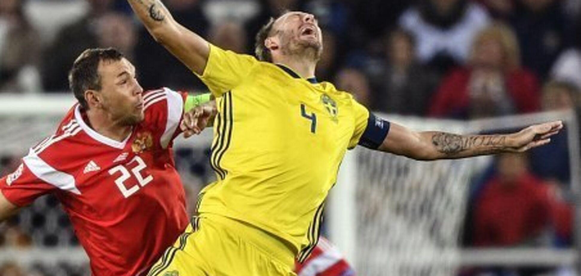 Швеція — Росія: де зараз дивитися вирішальний матч Ліги націй