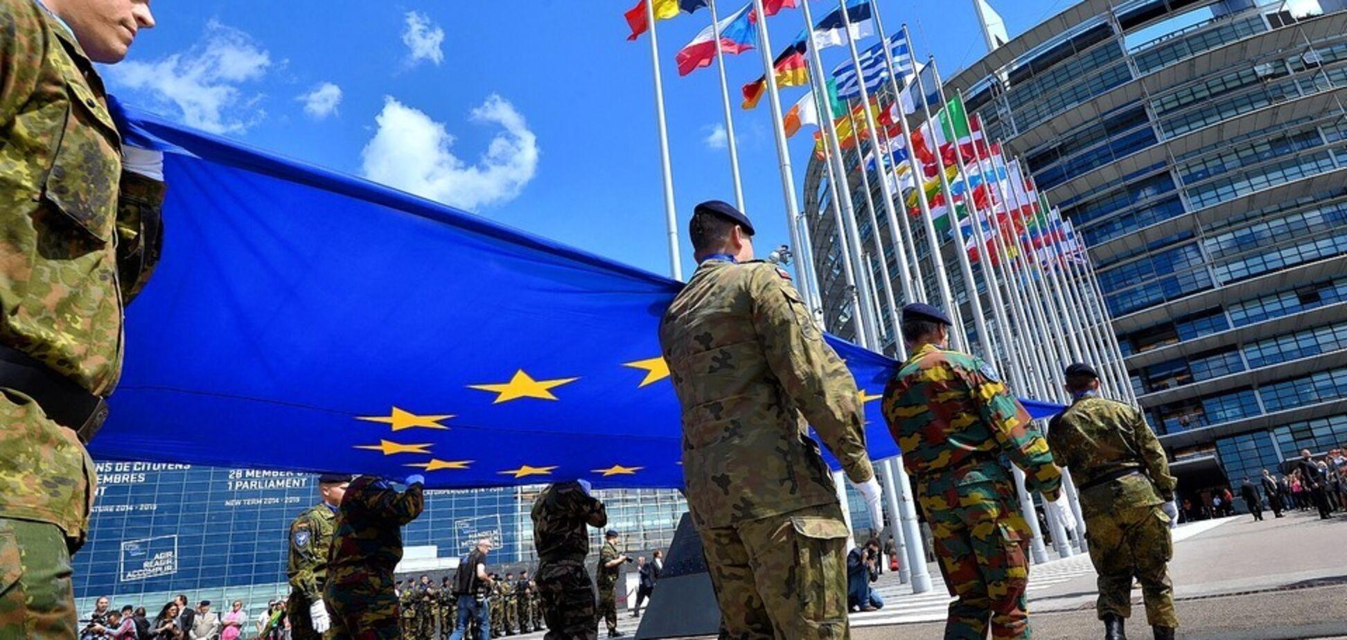 Армия Макрона и Путина: стали известны неожиданные нюансы европейской инициативы