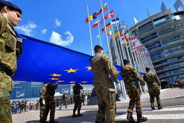 Россия заставила ЕС подумать об усилении обороны