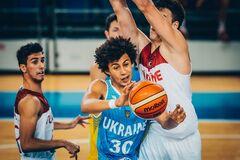 Украинский баскетболист выдал феерический матч в Словении