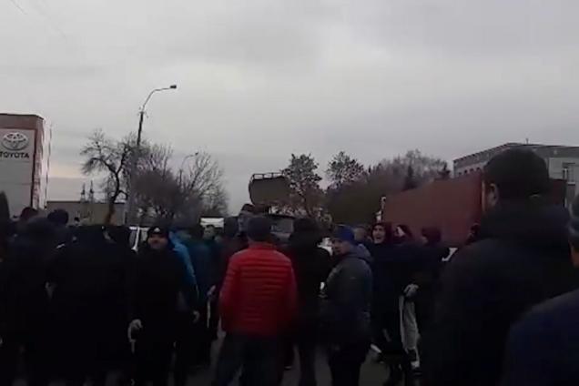 Протести у Рівному