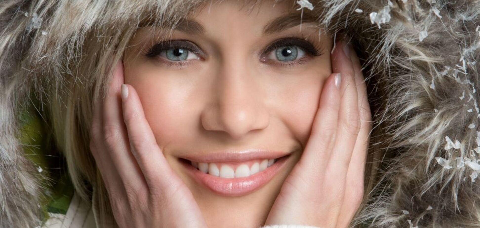 Уход за кожей в мороз и ветер