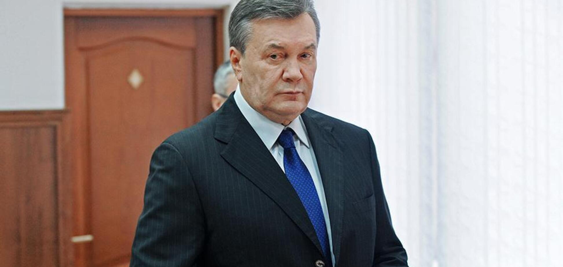 ''Хитрий хід'': 'травмі' Януковича знайшлося пояснення