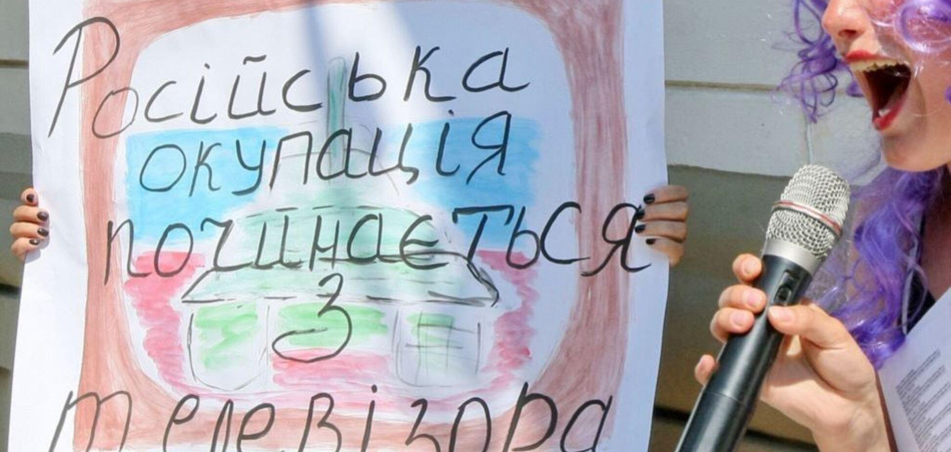 Інформаційний фронт на Донбасі