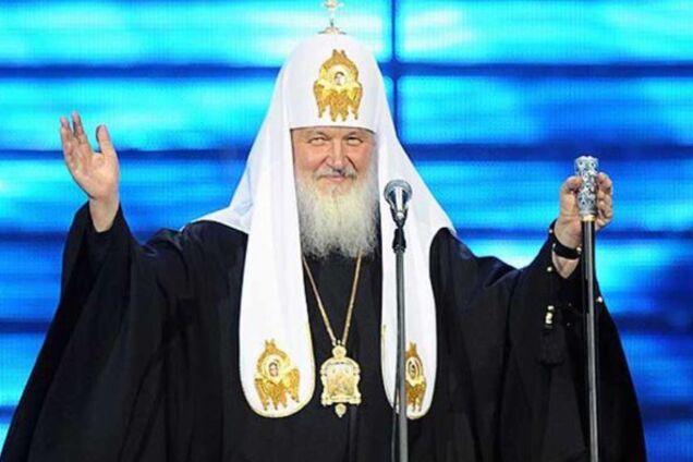 Глава РПЦ Патриарх Кирил