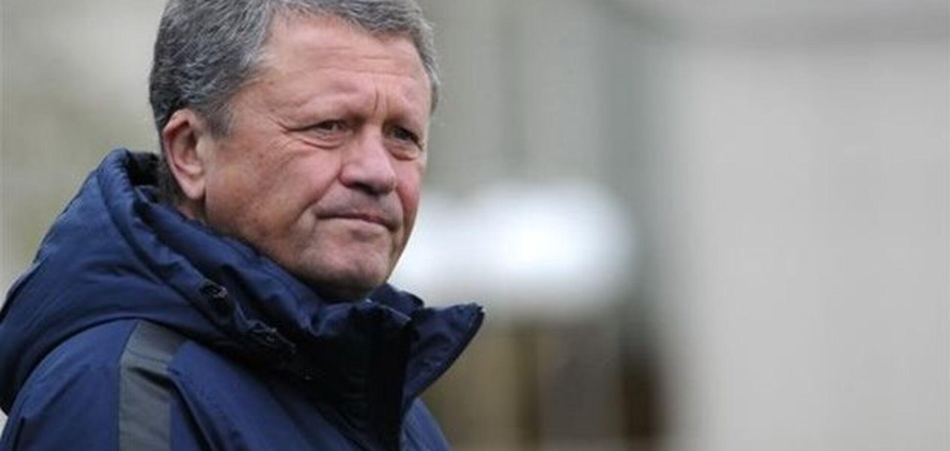 ''Надоели'': экс-тренер сборной Украины прокомментировал жеребьевку Кубка Украины