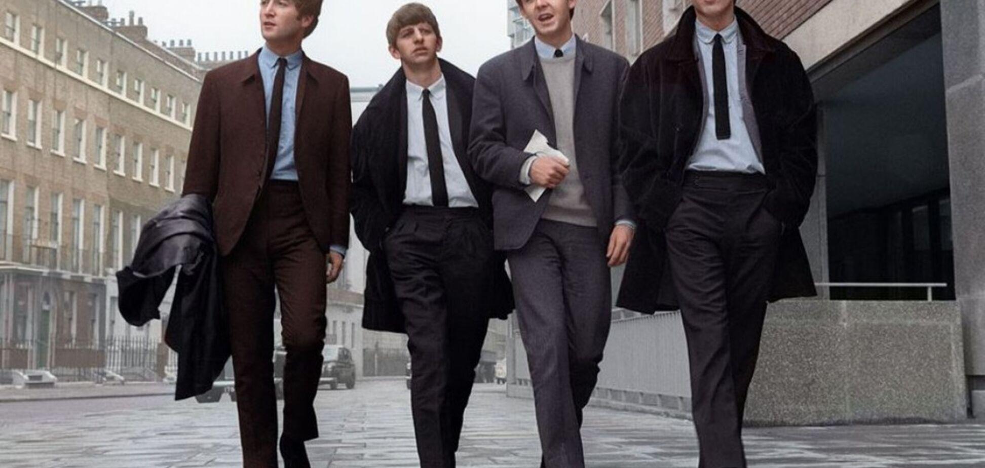 В YouTube вийшов новий кліп The Beatles із рідкісними архівними фото