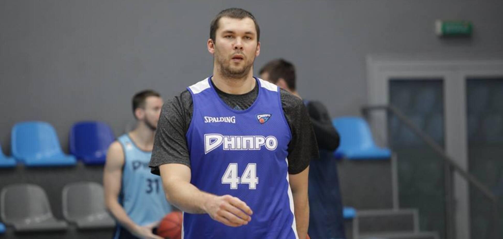 Трансферна бомба: екс-гравець НБА перейшов до 'Дніпра'