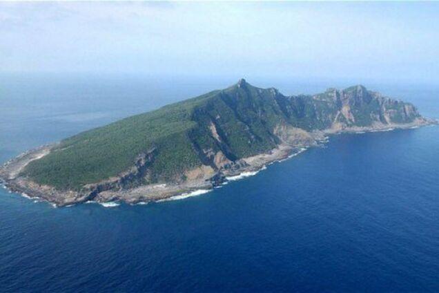 У берегов Японии бесследно исчез остров