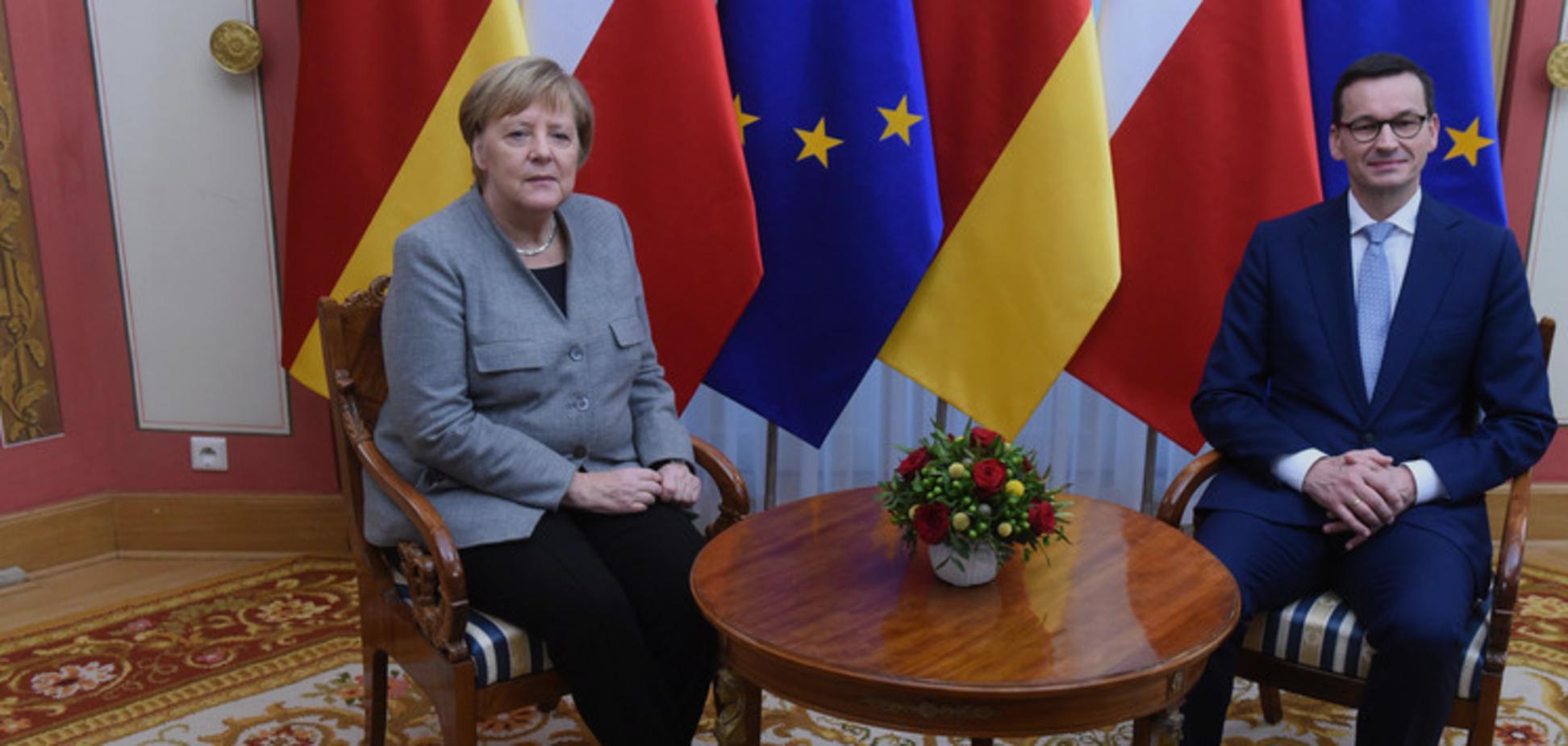 Меркель після України вирушила до Польщі: стали відомі подробиці