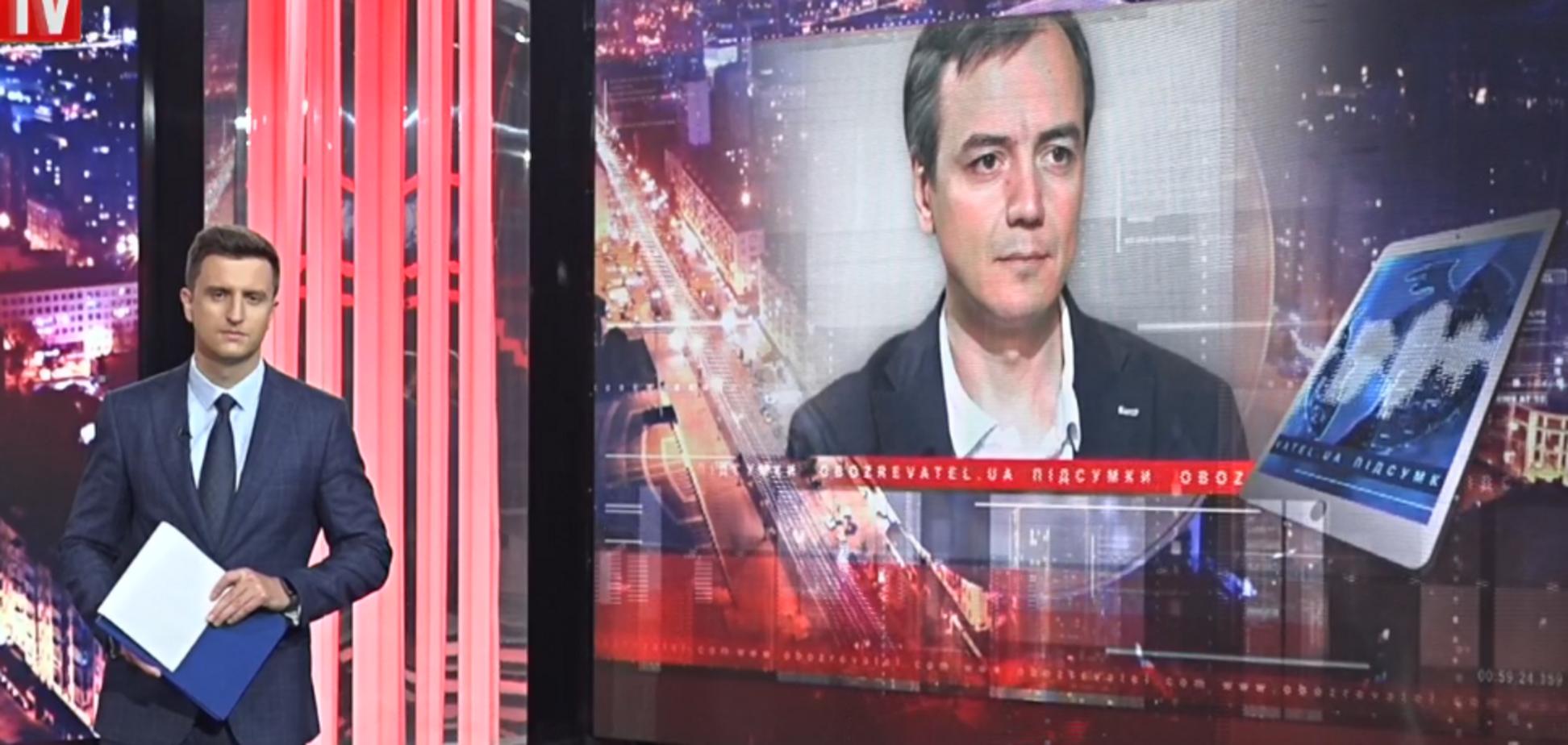 ''Введение визового режима с Россией не должно быть отдельным шагом''- дипломат