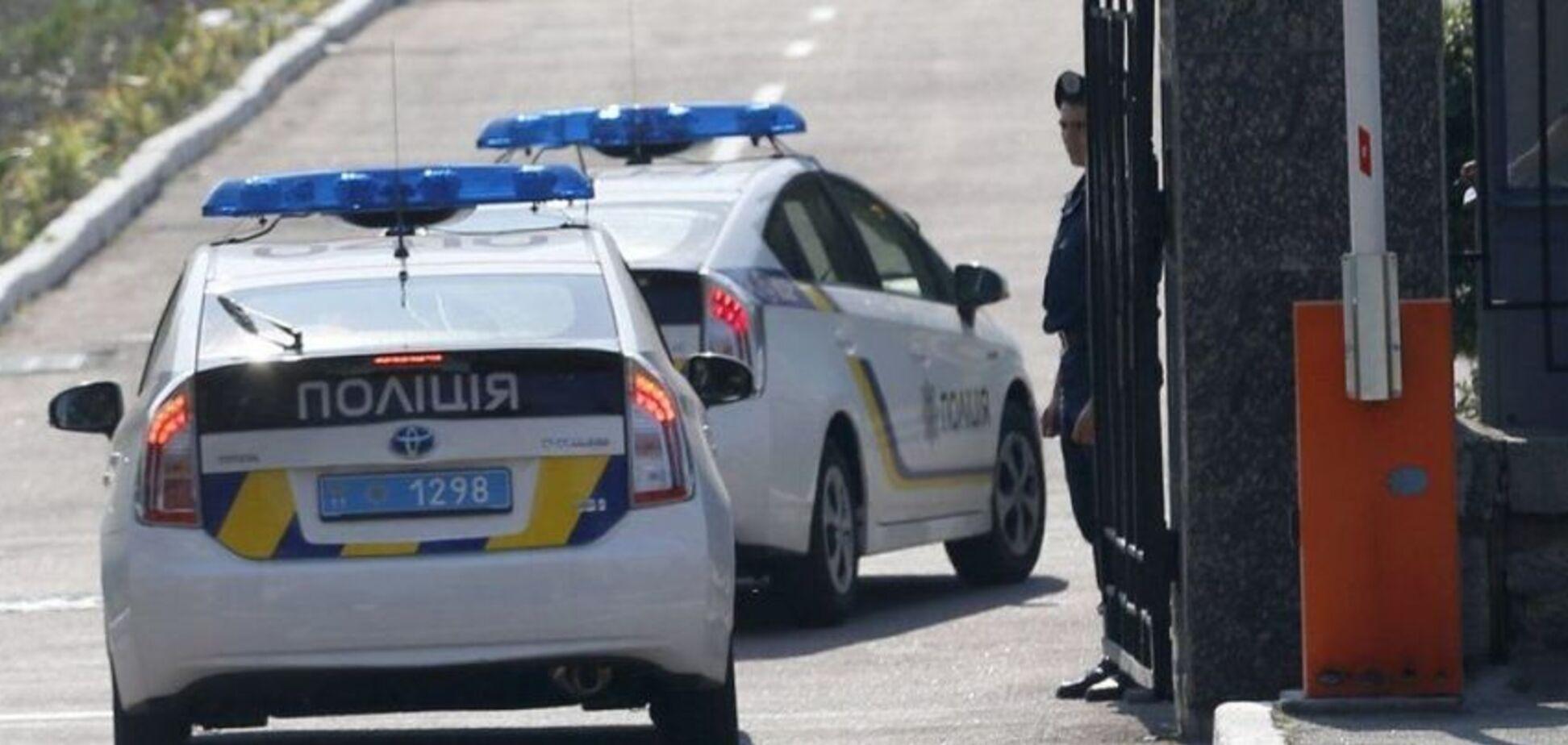 ''Євробляхери'' побили копів на трасі Київ — Чоп: подробиці