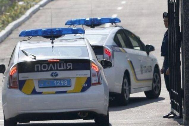 ''Евробляхеры'' избили копов на трассе Киев — Чоп: подробности