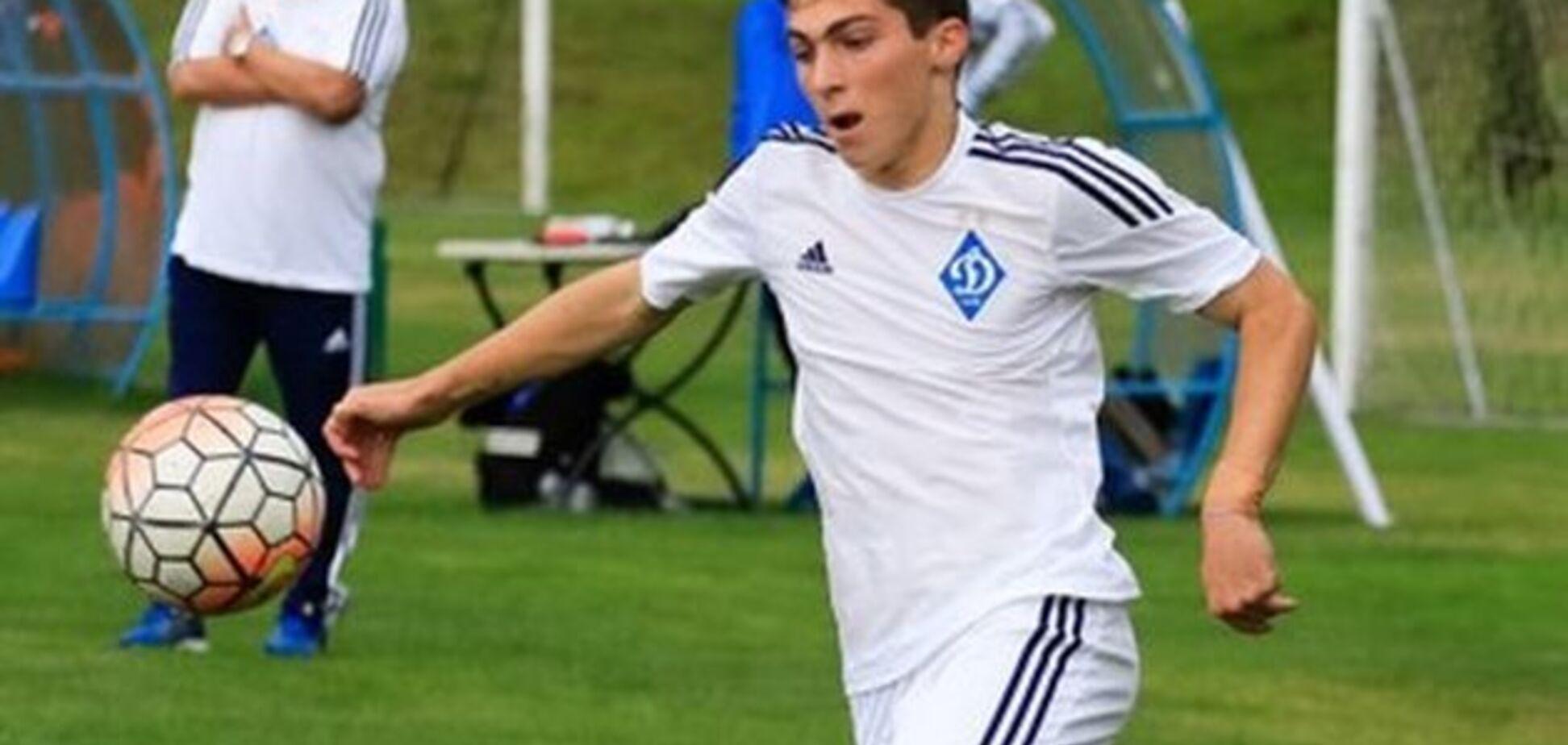 Молодой талант 'Динамо' может перейти в 'Шахтер'