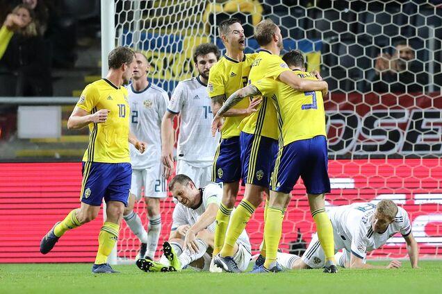 Швеция не пустила Россию в элиту Лиги наций