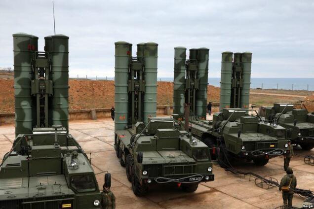 """Зенітно-ракетні комплекси С-400 """"Тріумф"""""""